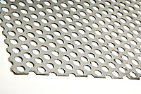 3003 Aluminum Perforated Sheet