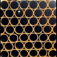 steel round tube and plate